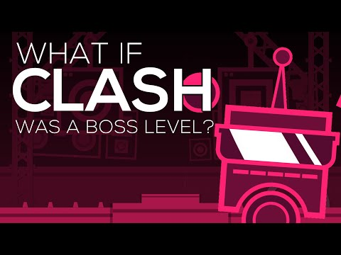 What If Clash Was A Bossfight? [Fanmade JSAB Animation]