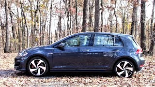 VW GTi Road Test & Review by Drivin