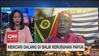 Tokoh Separatis Papua, Benny Wenda Menyangkal Keterlibatan dalam Kerusuhan Papua
