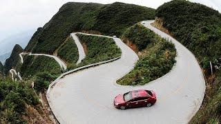 Jalan Surga di Cina: Tempat Wisata di Cina