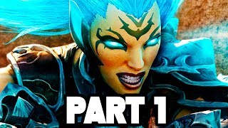 DARKSIDERS 3 Gameplay Walkthrough Part 1 - FIRST HOUR ON PS4 PRO! WORTH BUYING??
