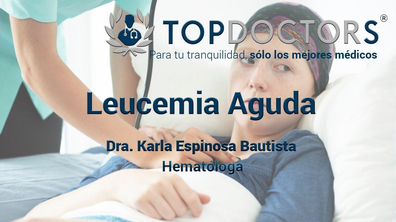 Leucemie cronică: diferență de acută, simptome, tratament