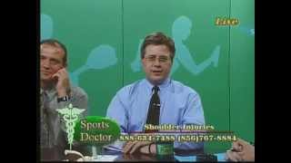 05/23/2002 Sports Doctor with Dr. Anthony Valarie on Shoulder Injuries