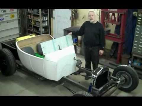 23 hot rod in a box kit part 1 youtube. Black Bedroom Furniture Sets. Home Design Ideas