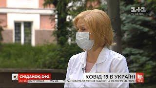 Коронавірус не відступає чого чекати українцям лікарка Людмила Антоненко