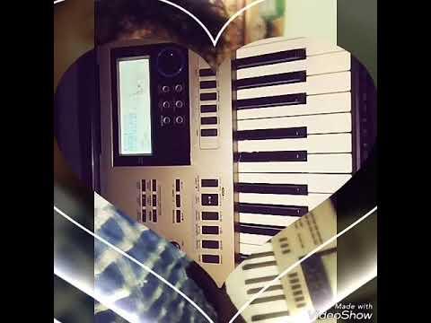 Maa tujhe salaam song simple keyboard tone