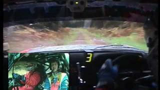 Galloway Hills Stages Rally 2011 - Mickey McGillin & Aaron Johnston - Stage 3 Dalbeattie