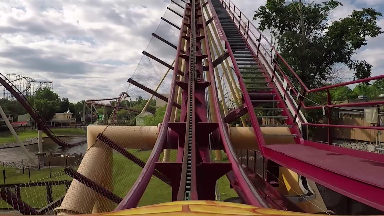 How To Make A Roller Coaster On Roblox Part 1 Setting Take A Virtual Ride On Diamondback At Kings Island Kings Island