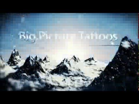 Tattoo Artists Salt Lake City | Jason Thomas of Big Picture Tattoos