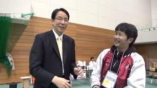 ねんりんピック富山2018 健康マージャン(土田プロインタビュー)