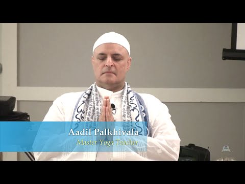 You're Divine Spark With Yoga Master Aadil Palkhivala