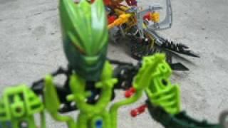 Bionicle una nueva era cap 3