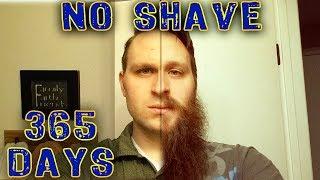 Beard Timelapse