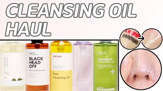 What's Cleansing Oil? second f…