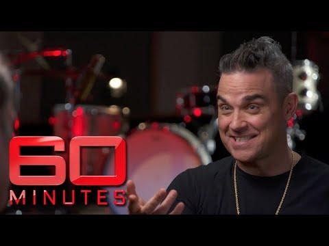 The Hilarious Reason Robbie Williams Became A Pop Star | 60 Minutes Australia