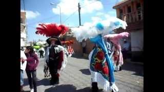 Carnaval Tlaxcala 2012 Papalotla (Potrero) 1