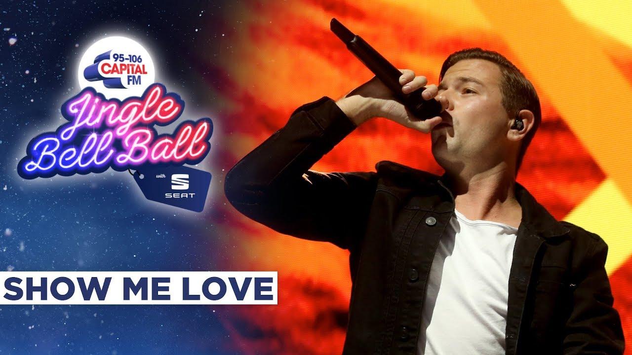 Sam Feldt - Show Me Love feat Rani (Live at Capital's Jingle Bell Ball 2019) | Capital