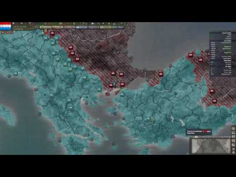Hearts of Iron III TFH Luxembourg One Tag WC Ep39