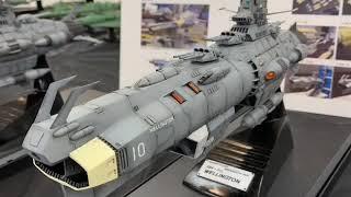 宇宙戦艦作品展示会2019 宇宙戦艦ヤマトシリーズ・地球軍艦艇