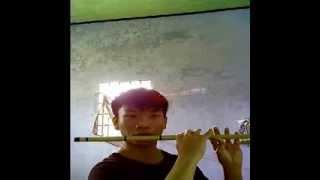Nhốt em vào tim (Bamboo flute)