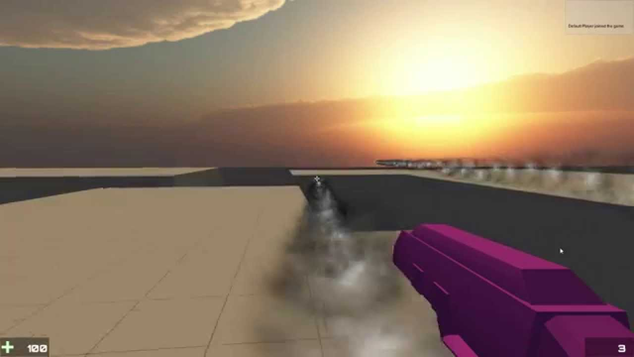 [UNITY3D]Multiplayer-FPS Update #3