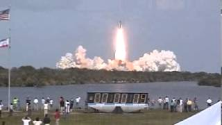 STS-122 Space Shuttle Atlantis Launches With The European Columbus ISS Lab Module