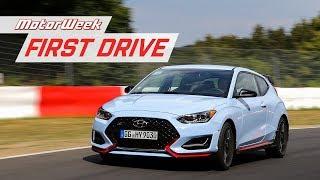 2019 Hyundai Veloster N | First Drive
