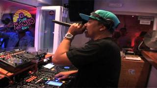 Morillo/ Chuckie and Subliminal Cafe Mambo Opening interview 2011