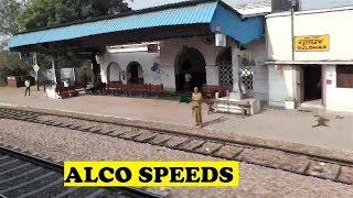 WDM3A Dehradun Jan Shatabdi Duhai To Guldhar Sprint