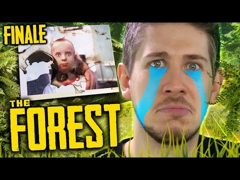 This Is The End!   The Forest #22/Finale