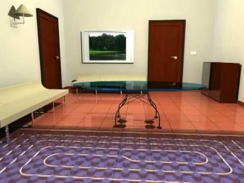 antialga per impianto di riscaldamento a pavimento