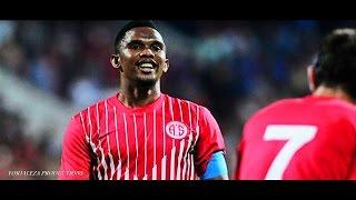 Samuel Eto'o | Antalyaspor | Best Skills, Passes & Goals