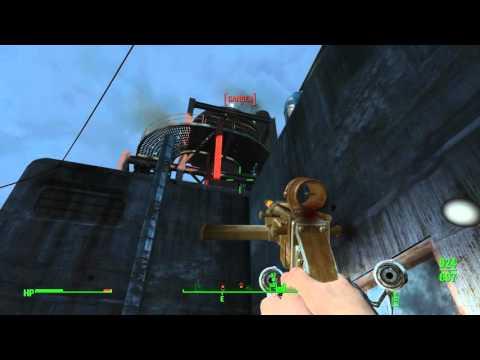 Fallout 4 Let's Play - Episode 10 - Corvega Assembly Plant