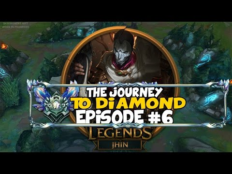 DhysPlays: League Of Legends - Road To Diamond #6