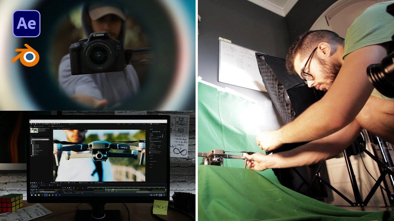 Creating an Infinite Loop Zoom FX | Behind the Scenes