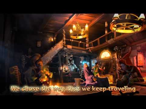 The Book of Unwritten Tales 2 CGI Release Trailer Karaoke