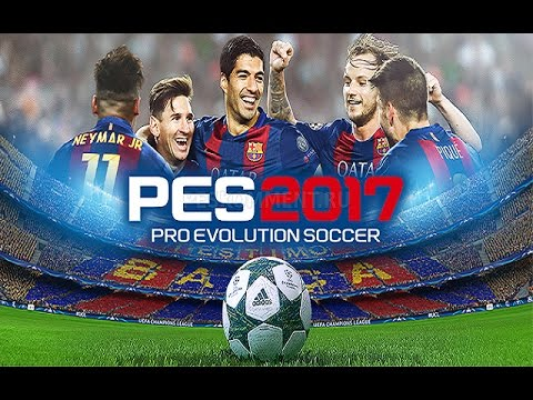 FC Barcelona Vs PM Black White Pro Evolution Soccer 2017 my club