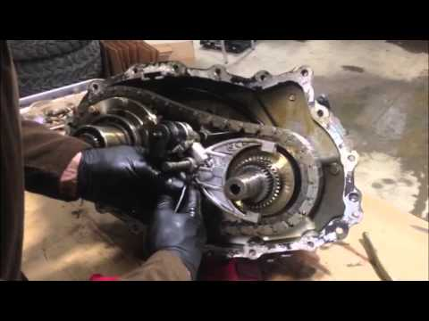 Range Rover Transfer Case Chain Install Youtube