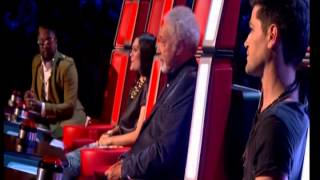 The Voice Ragsy & Danny Split Up