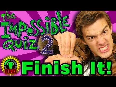 The Impossible Quiz 2: The RAGE Ends! (Part 3)