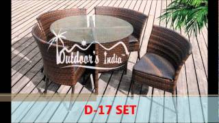 Outdoor Garden Furniture  (outdoor's India)