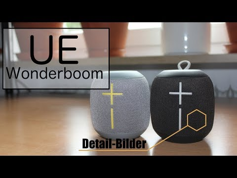 Ultimate Ears (UE) Wonderboom - Review, Bilder, Features - Deutsch