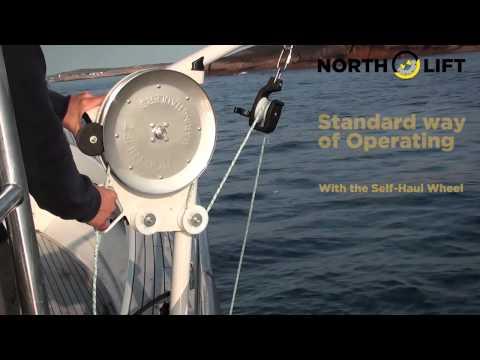 NorthLift Electric Line Hauler LH200