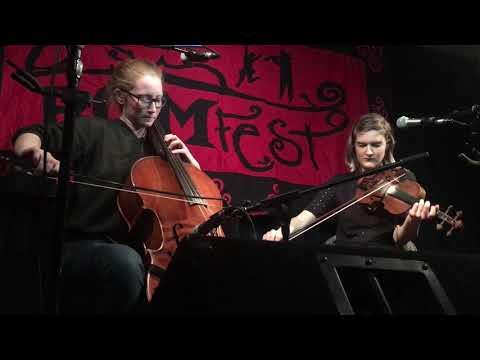 BCMFest 2018: Duo 'Sailbow' play at Club Passim in Cambridge