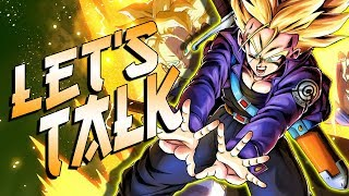 Trunks: Der Wahre Held (Dragon Ball Z Diskussion) | Lass uns Reden