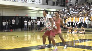 Craziest High School Pep Rally *Hendersonville High School*