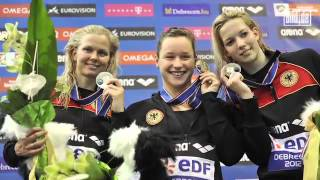 Britta Steffen: Hot German Swimmer 2