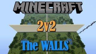 Minecraft - The Walls 2v2 - ft. Monkeyfarm 777Static777 GenerikB and Biffa2001