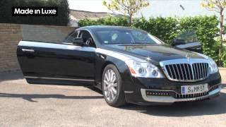 Limousine Maybach : l'excellence dans le luxe