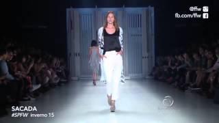 Programa Vitória Fashion - SPFW - Desfile Sacada - 06/12/2014 Thumbnail